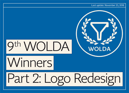 9th WOLDA Winners Part 2