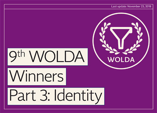 9th WOLDA Winners Part 3
