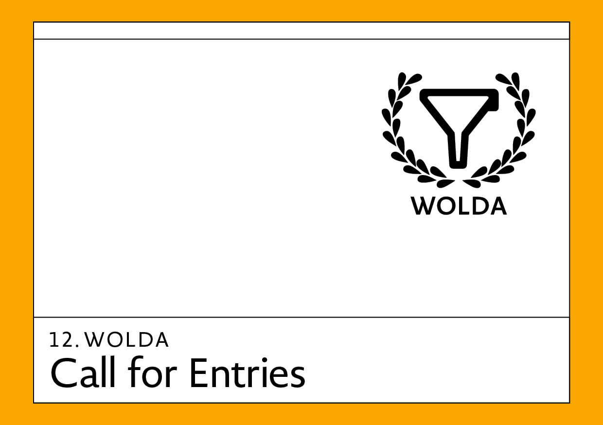 12. WOLDA Call for Entries